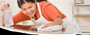 planchar y limpieza de casa de nuestra empleada de hogar