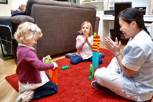 Empleada de hogar interna en madrid for Alta empleada de hogar
