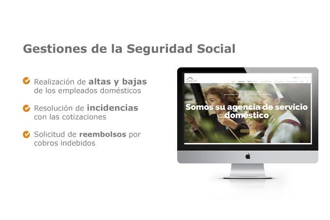 Seguridad social agencia de empleadas de hogar y for Agencia de empleo madrid servicio domestico
