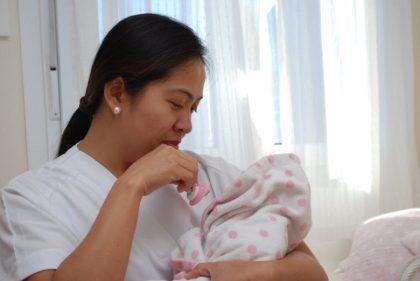 excelente empleada domestica - empleada de hogar con bebe