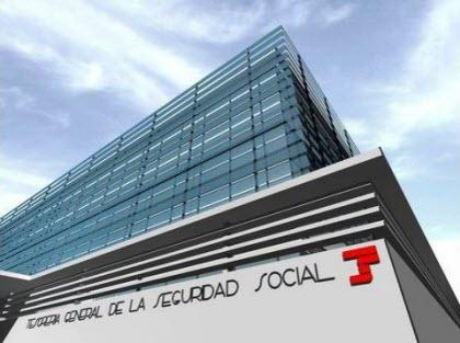 Sabes qué le cubre la Seguridad Social a una empleada del hogar-Edificio de la Seguridad Social