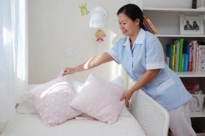 La selección en origen-haciendo la cama
