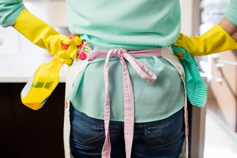 Cómo hacer una limpieza de hogar exprés eficiente