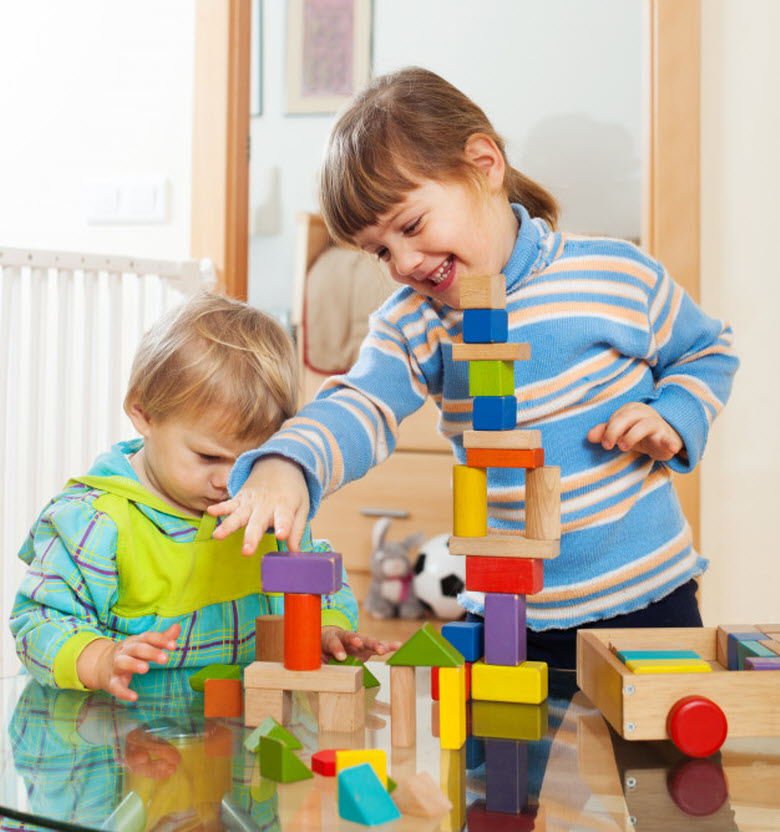La importancia de los juguetes para el desarrollo de los niños