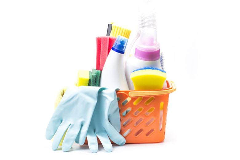 Limpieza en el hogar: ¿un riesgo para la salud?