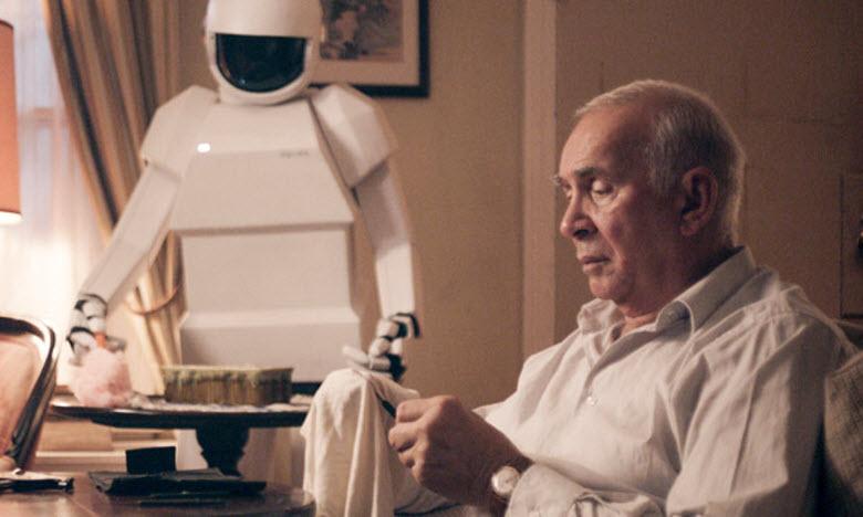 El reto de los robots como cuidadores de personas mayores