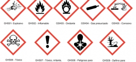 Los símbolos de peligro de los productos químicos, ¿sabes qué significan?