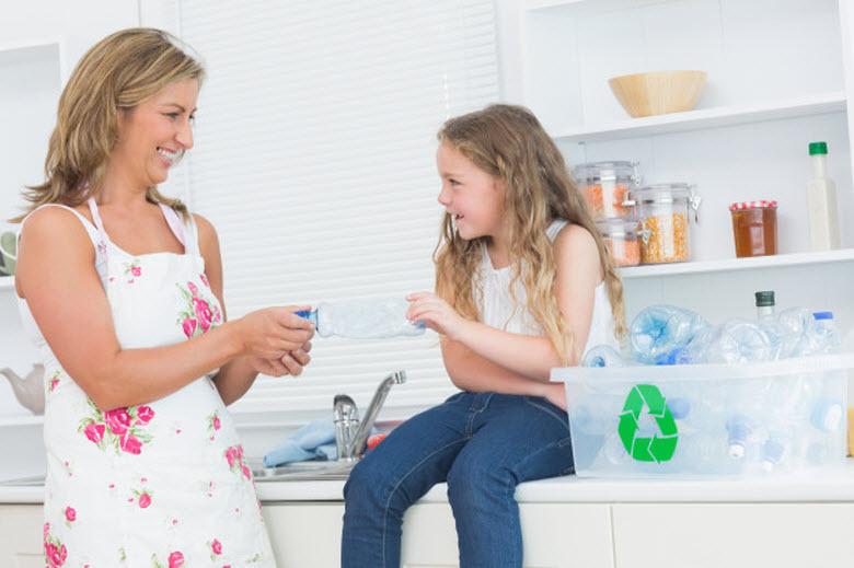 Cómo explicar a los niños por qué y cómo reciclar