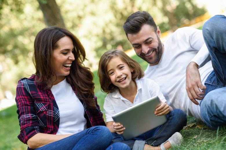 Apps para niños interesantes y útiles