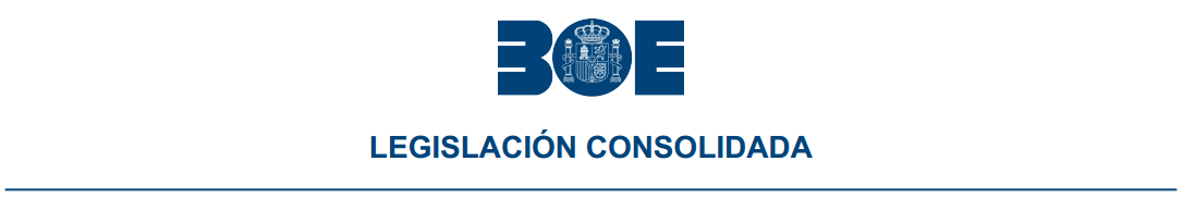 Real Decreto 1620-2011- Legislación Consolidada