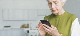 La tecnología y las personas mayores. Apps para mejorar su calidad de vida