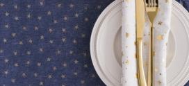 Manteles antimanchas, el elemento indispensable para tu hogar