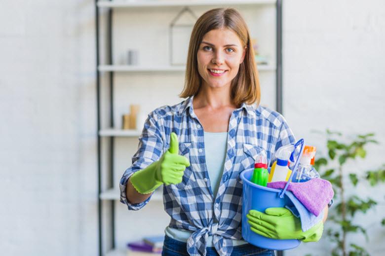 Una limpieza exprés de nuestro hogar en una hora