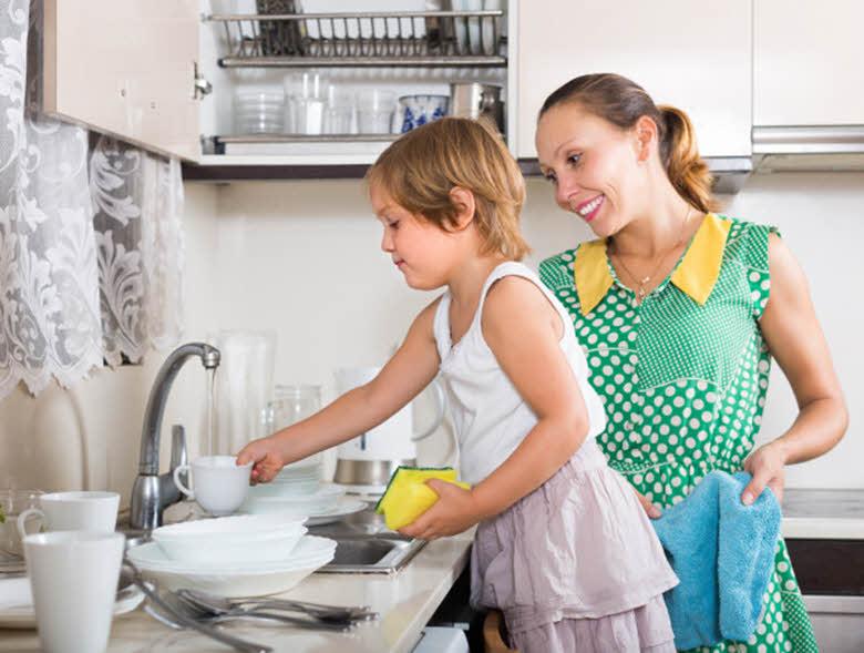Las tareas del hogar que potencian la autonomía infantil ...